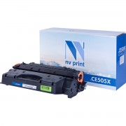 Картридж NV Print CE505X (05X)/ Cartridge 719H C-EXV40/ Черный для HP/ Canon Black/ Cartridge
