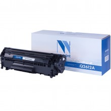 Картридж NV Print Q2612A (12A)/ Cartridge 703 Black/ Черный для НР/ Canon