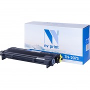 Картридж NV Print TN-2075 для Brother Black/ Черный