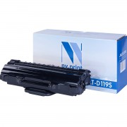 Картридж NV Print MLT-D119S/ ML-1610/ ML-2010/ 106R01159 для Samsung/ Xerox Black/ Черный