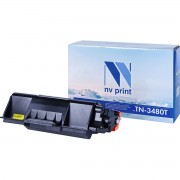 Картридж NV Print TN-3480 для Brother Black/ Черный