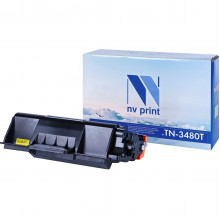 Картридж NV Print TN-3480 Black/ Черный для Brother