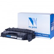 Картридж NV Print CE505X (05X)/ CF280X (80X)/ Cartridge 719 H/ Cartridge C-EXV40 для HP/ Canon