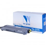 Картридж NV Print TN-2175 для Brother Black/ Черный
