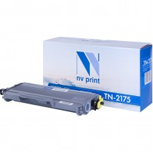Картридж NV Print TN-2175 Black/ Черный для Brother