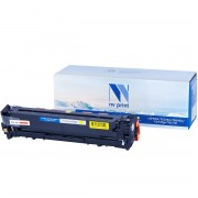 Картридж NV Print CF212A/ CE322A/ CB542A/ Cartridge 716/ Cartridge 731 для HP/ Canon Yellow/ Желтый