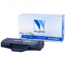 Картридж NV Print KX-FAT400A для Panasonic Black/ Черный