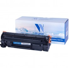 Картридж NV Print CE285A (85A)/ CB435A (35A)/ CB436A (36A)/ Cartridge 712/ 725 Black для НР/Canon