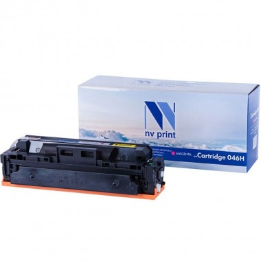 Картридж NV Print Cartridge 046 H (1252C002) для Canon Magenta/ Пурпурный