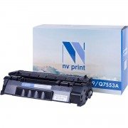 Картридж NV Print Q5949A (49A)/ Q7553A (53A)/Cartridge 708 для HP/ Canon Black/ Черный