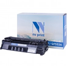Картридж NV Print Q5949A (49A)/ Q7553A (53A)/Cartridge 708 Black/ Черный для HP/ Canon