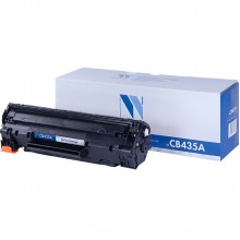 Картридж NV Print CB435A (35A)/ Cartridge 712 (1870B002) для НР/ Canon Black/ Черный