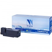 Картридж NV Print 106R02762 для Xerox Yellow/ Желтый