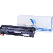 Картридж NV Print CF283X (83X)/ Cartridge 737 для НР/ Canon Black/ Черный