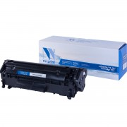 Картридж NV Print Cartridge FX-10/ Q2612A Black/ Черный для Canon 0263B002/ HP 12A