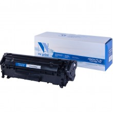 Картридж NV Print Cartridge FX-10 (0263B002)/ Q2612A (12A) для Canon/ HP Black/ Черный